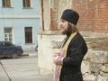 Cтуденческий субботник в храме Архистратига Михаила г.Елец
