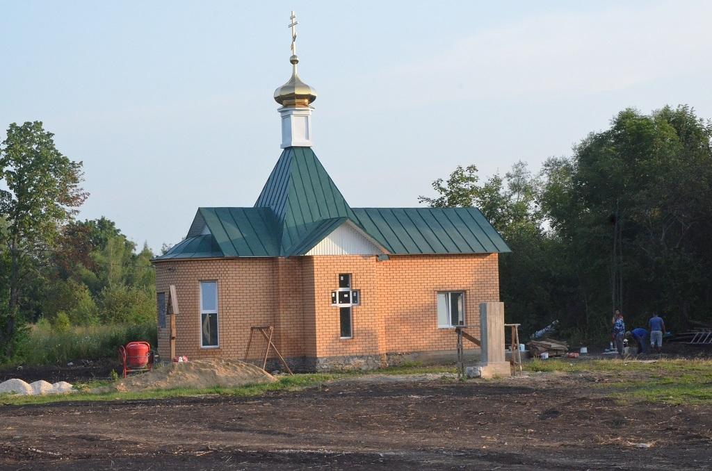 село шовское лебедянский район фото