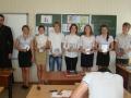 урок в СОШ№4 22 мая на тему славянской письменности (10)