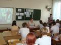урок в СОШ№4 22 мая на тему славянской письменности (3)