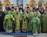 DSC_0713Два Архиерея совершили литургию на малой родине преподобного Силуана Афонского
