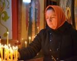 DSC_6000Епископ Максим возглавил Литургию в селе Измалково