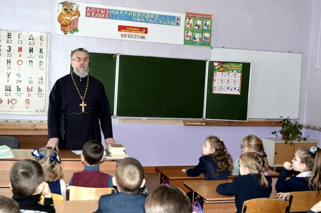 Неделя православной культуры в школе №2 с.Кривополянье