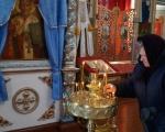 Соборное богослужение и собрание благочиния Становлянского района