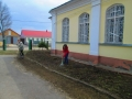 В Свято-Никольской церкви села Лавы прошла районная акция «Помощь сельскому храму»