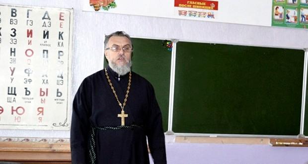 Неделя православной культуры в школе №2 с. Кривополянье