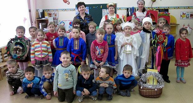 Рождественские концерты в образовательных учреждениях г. Лебедяни