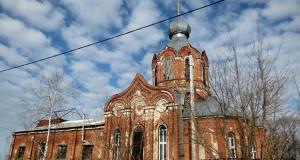 Праздник Сретения Господня в храме села Архангельское Елецкого района