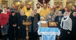 Соборное богослужение благочиния Елецкого района