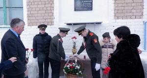 В Лев-Толстовском районе прошли мероприятия по случаю 27-ой годовщины вывода советских войск из Афганистана