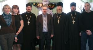 Круглый стол «Духовно-нравственная проблематика в современных СМИ» в Становом