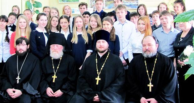 Встреча с духовным поэтом игуменом Стефаном Киселевым в г. Чаплыгине