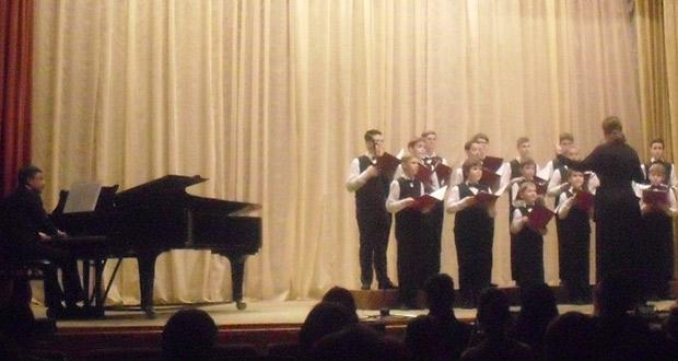 Поездка детей воскресной школы «Преображение» на концерт Хоровой капеллы мальчиков