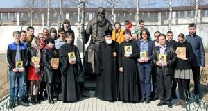Вторая смена патриотического образовательного форума «Мы едины!» в городе Старица