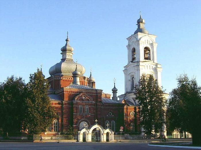 Рязанская область, поселок Кадом