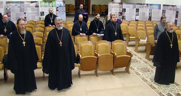 Собрание духовенства - помощников благочинных Елецкой и Липецкой епархий