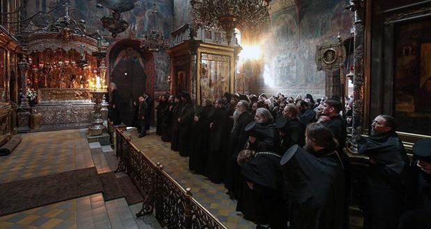 В Свято-Троицкой Сергиевой лавре прошло собрание епархиальных ответственных по монастырям и монашеству