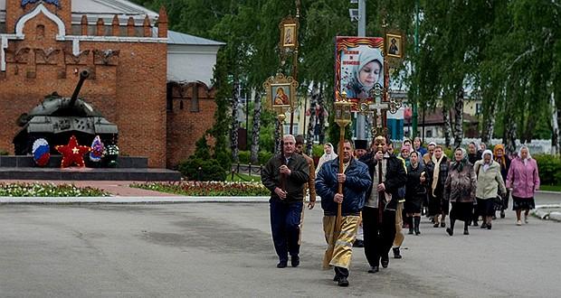 В поселке Лев Толстой состоялось празднование Дня славянской письменности и культуры