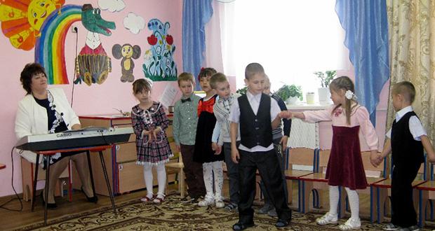 На базе детского сада «Родничок» в с. Слобода состоялся семинар-практикум