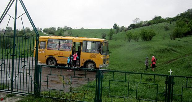 Паломническая поездка в Перехваль