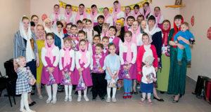 Пасхальный концерт Великокняжеского храма г. Ельца