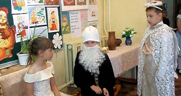 13 мая в МБОУ ООШ с. Лавы прошло мероприятие «Светлый праздник Пасхи», которое провела Колчева Татьяна Сергеевна.