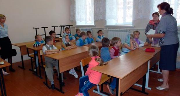 В воскресной школе при храме Тихвинской иконы Божией Матери г. Данкова подвели итого учебного года