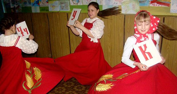 Праздник славянской письменности в воскресной школе «Сретение» Троицкого собора г. Чаплыгина
