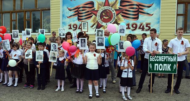 Светлый праздник Победы в с. Кривополянье
