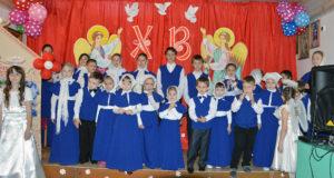 В селе Лавы Елецкого района состоялся концерт, посвященный Светлому Христову Воскресению