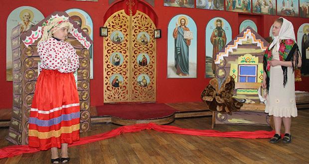 Пасхальный концерт в Никольском храме г. Лебедянь
