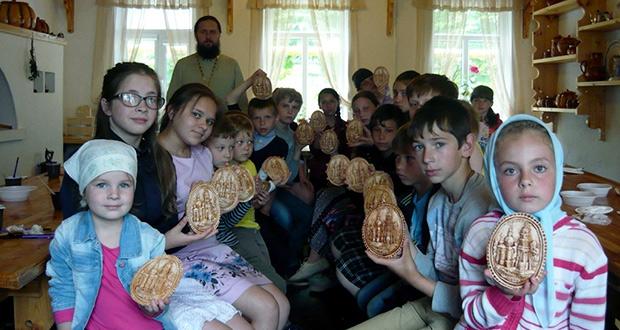 Поездка воспитанников воскресной школы «Радуга» в Центр туризма и Петропавловскую пустынь