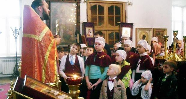 Поездка детей воскресной школы «Преображение» на концерт