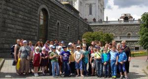 Паломническая поездка детей воскресной школы «Преображение» в Москву
