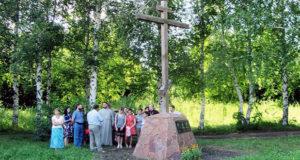 Представители Липецкой митрополии совершили паломничество на Тамбовщину, к местам, связанным спамятью священномученика Уара