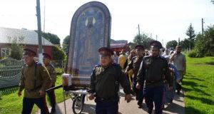крестный ход «Елец - Задонск»