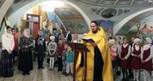 В воскресной школе Вознесенского собора начался учебный год
