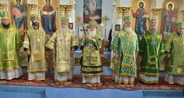 Память преподобного Силуана Афонского торжественно почтили на его малой родине