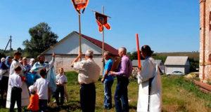 Престольный праздник в с.Черепянь Лебедянского района