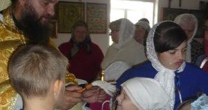 В воскресной школе Никольского храма с.Лавы начался новый учебный год.