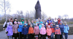 Дети воскресных школ Лев-Толстовского ЦО съездили в Шовское