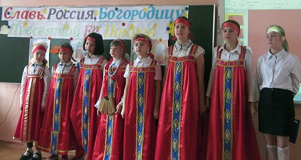 Семинар учителей православной культуры в Лебедянском районе