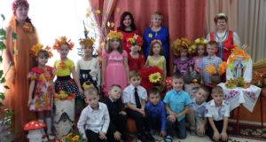 раздник Покрова Пресвятой Богородицы в детских садах Лебедяни