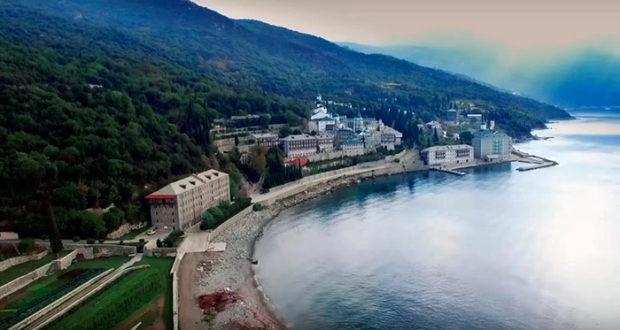 Афон: Архимандрит Евлогий новый игумен Пантелеимонова монастыря