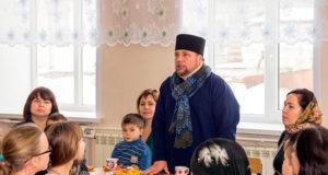 День матери отметили в Тихвинском соборе Данкова