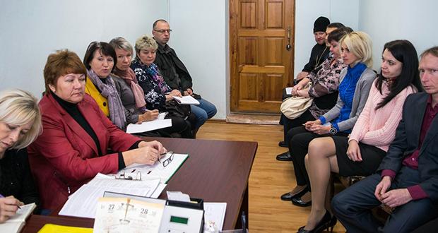 В Лев-Толстовском районе состоялось заседание антинаркотической комиссии