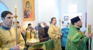 Вторая поездка воскресной школы Тихвинского собора г. Данкова в Шовское