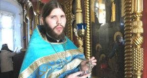 В Лебедяни побывали потомки священников Романовских