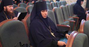 Представитель монашества Елецкой епархии приняла участие в собрании руководителей епархиальных структур, ответственных по монастырям