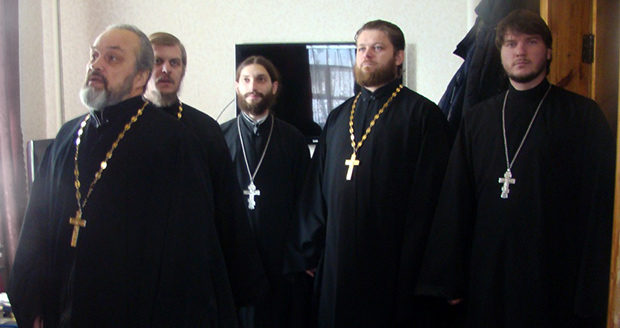 Собрание духовенства Елецкой епархии ответственных за трезвенную работу в благочиниях